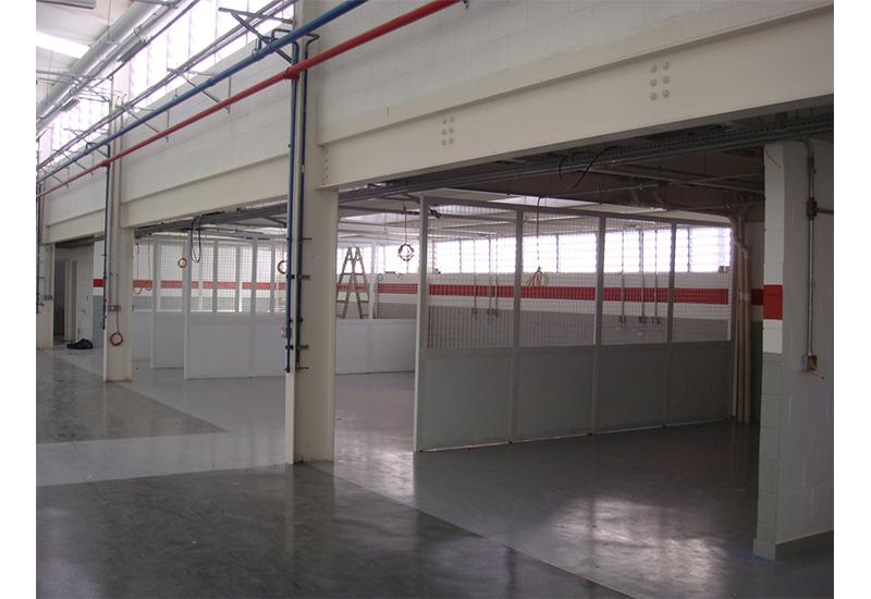 construacao_oficina_automativa_concessionaria_kia_cabine_de_pintura_laf_construction